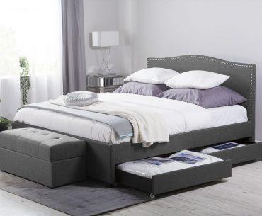 Säng med förvaring | 6 smartaste sängarna med rum för förvaring