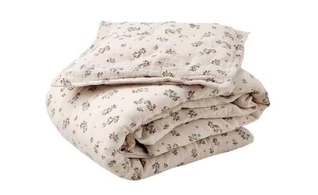 Muslin Junior Bedding Set Clover