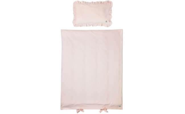 Påslakanset Powder Pink